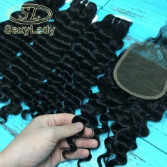 4bundle +1closure deep wave  8a