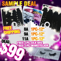 Mix 8A & 9A & 11A samples free shipping