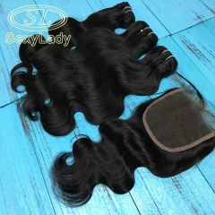 8A 3pcs+Closure