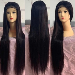 Closure Wig about 160% density