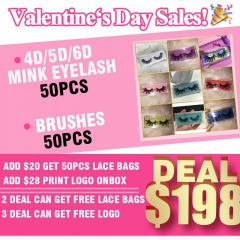 Valentine's Day Sales